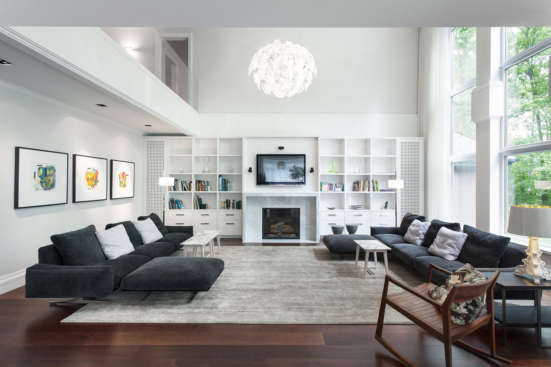 Modern Living Room  11 Awesome And Trendy Modern Living Room Design Ideas