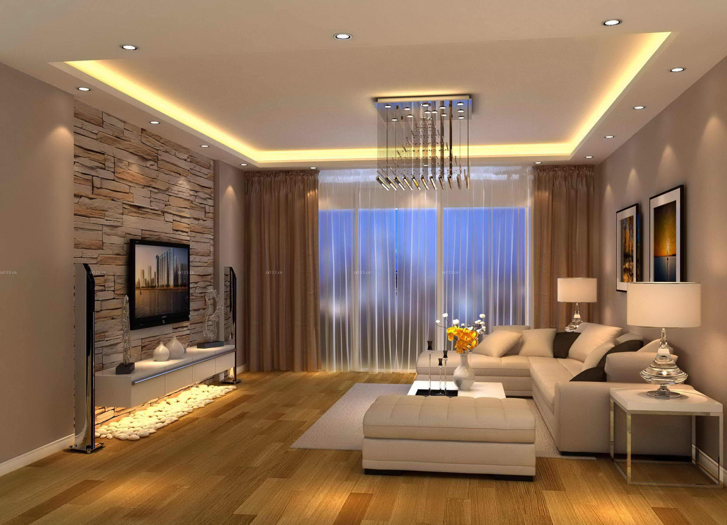 Modern Living Room  Modern Living Room Design TheyDesign TheyDesign