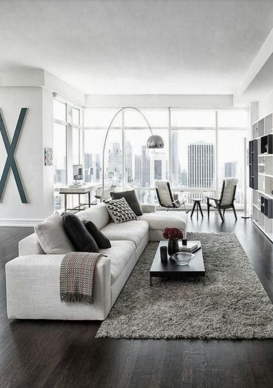 Modern Living Room  15 Modern Living Room Ideas