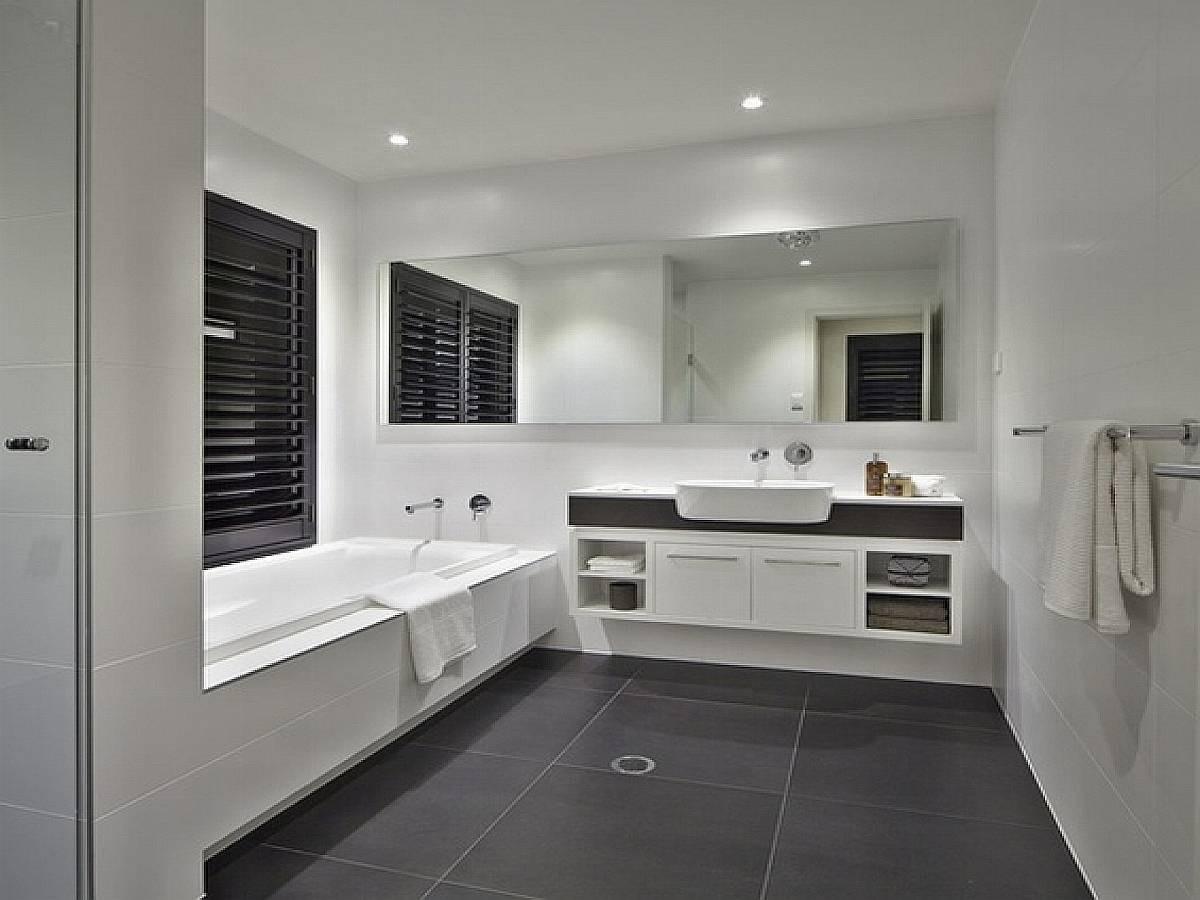 Modern Master Bathroom  Creating A Designer Bathroom A Limited Bud