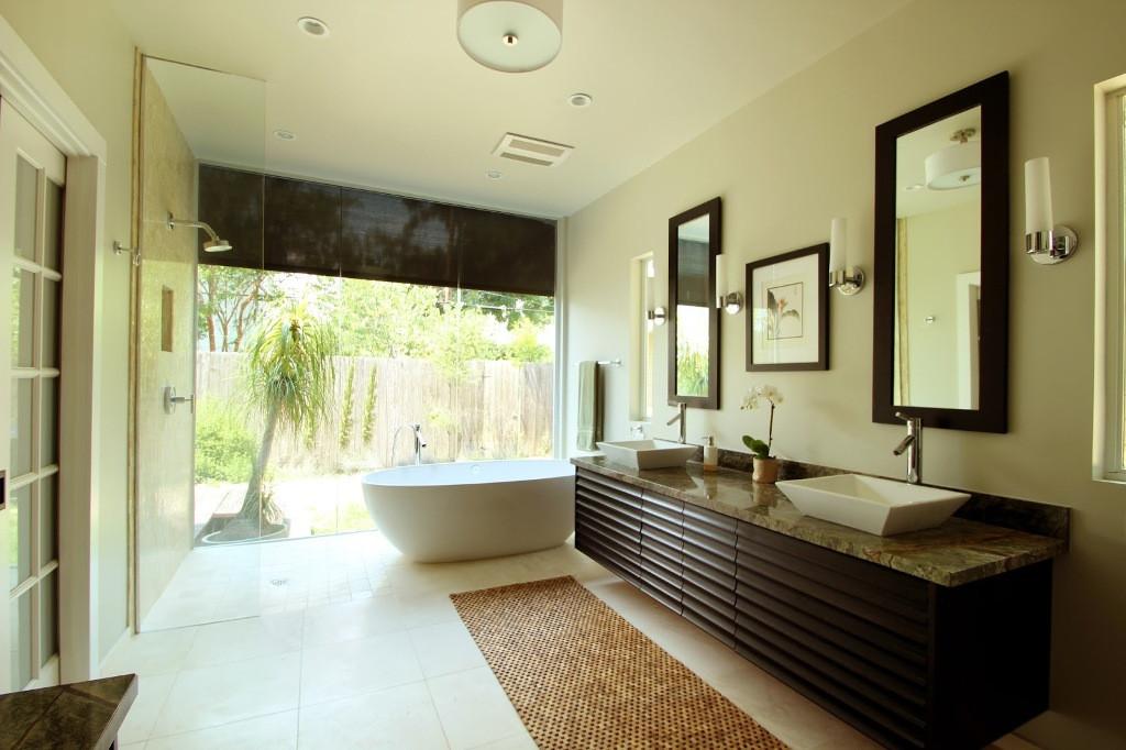 Modern Master Bathroom  25 Modern Luxury Master Bathroom Design Ideas