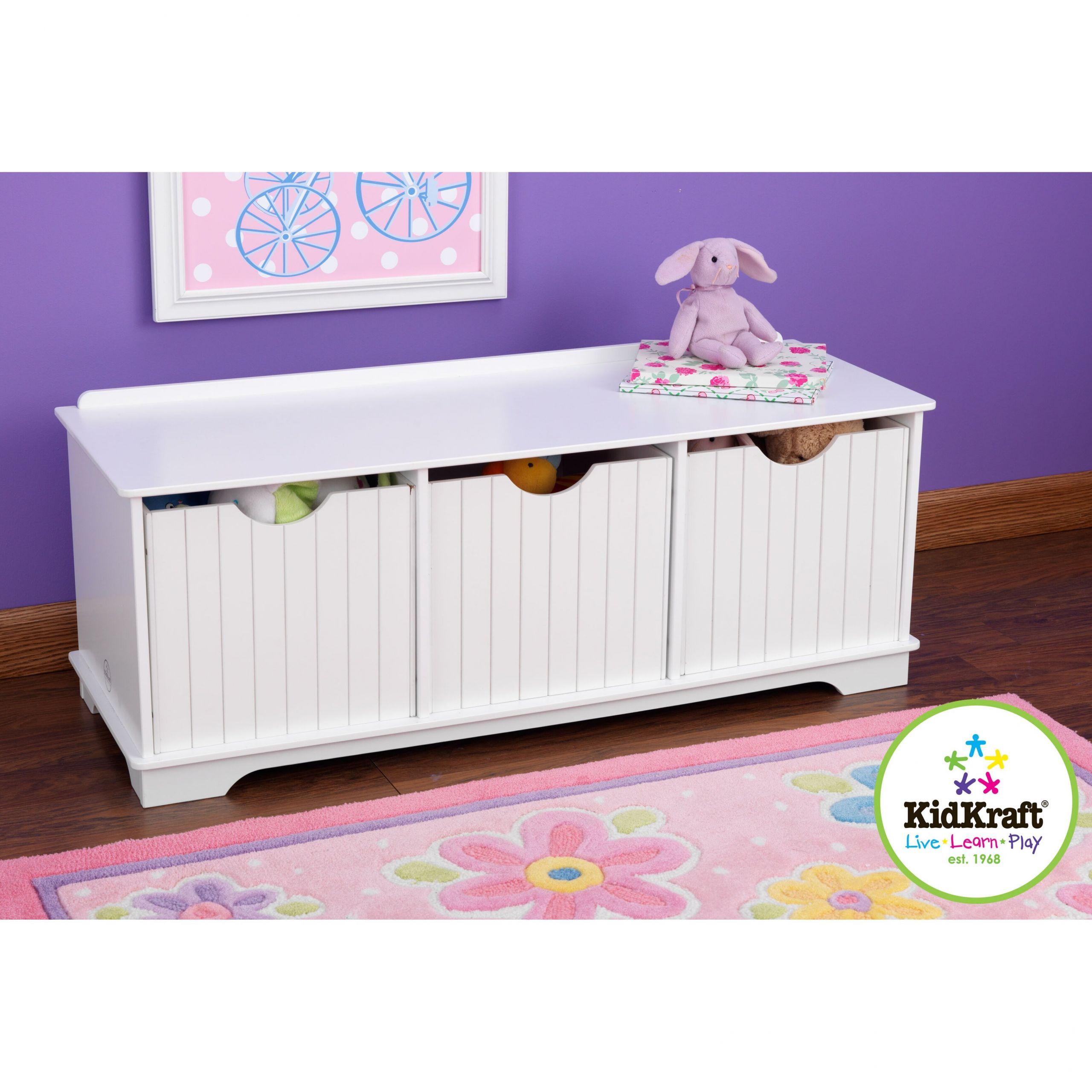 Nantucket Storage Bench Elegant Kidkraft Nantucket Storage Bench & Reviews