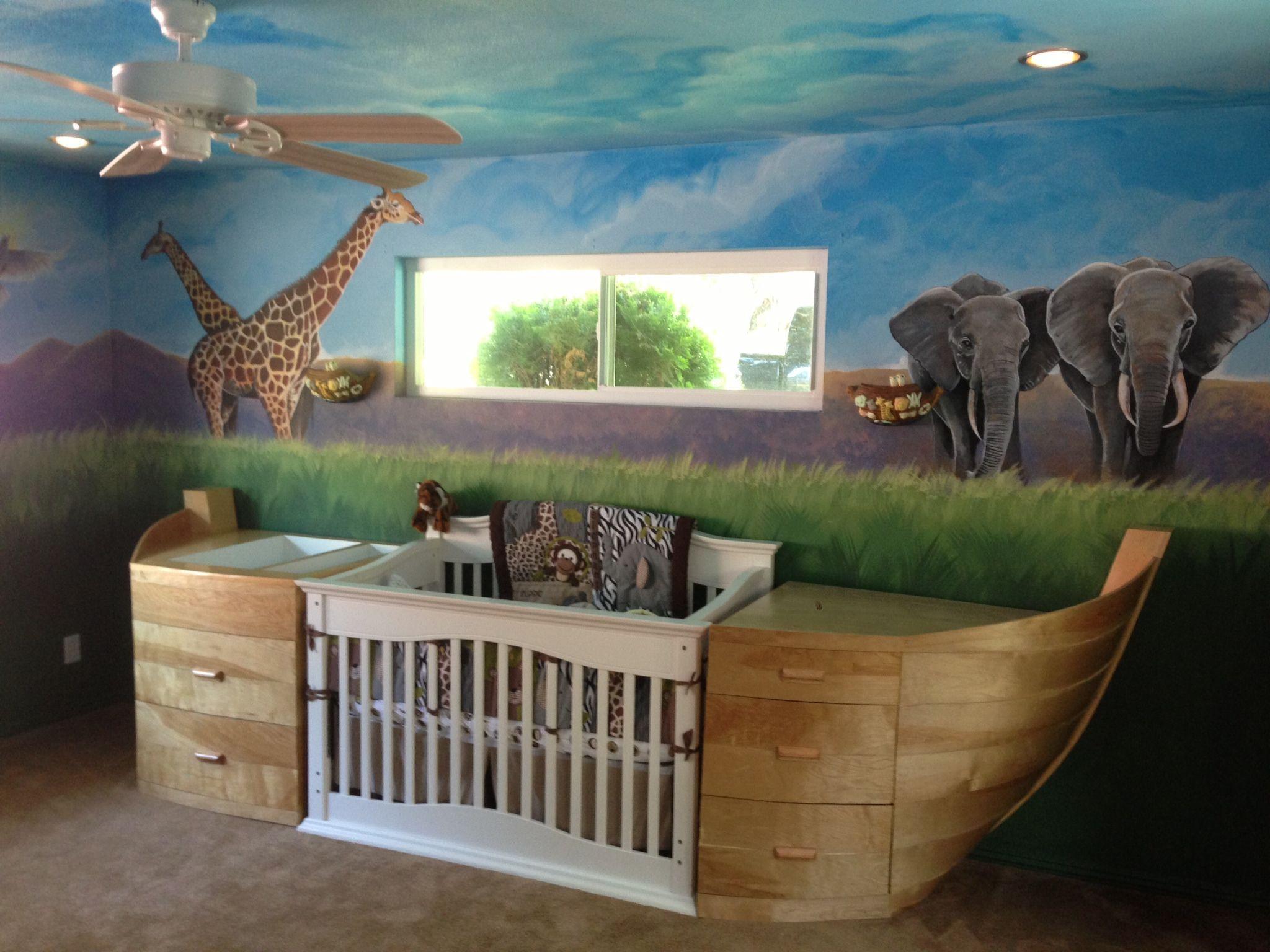 Noah Ark Baby Room Decor New Noahs Ark Nursery thenurseries