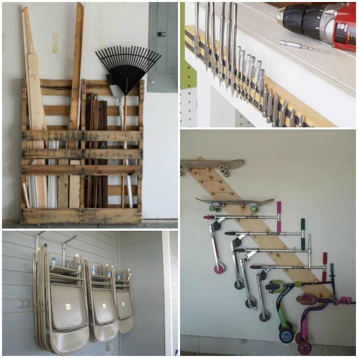 Organize Your Garage  15 Ideas to Organize Your Garage