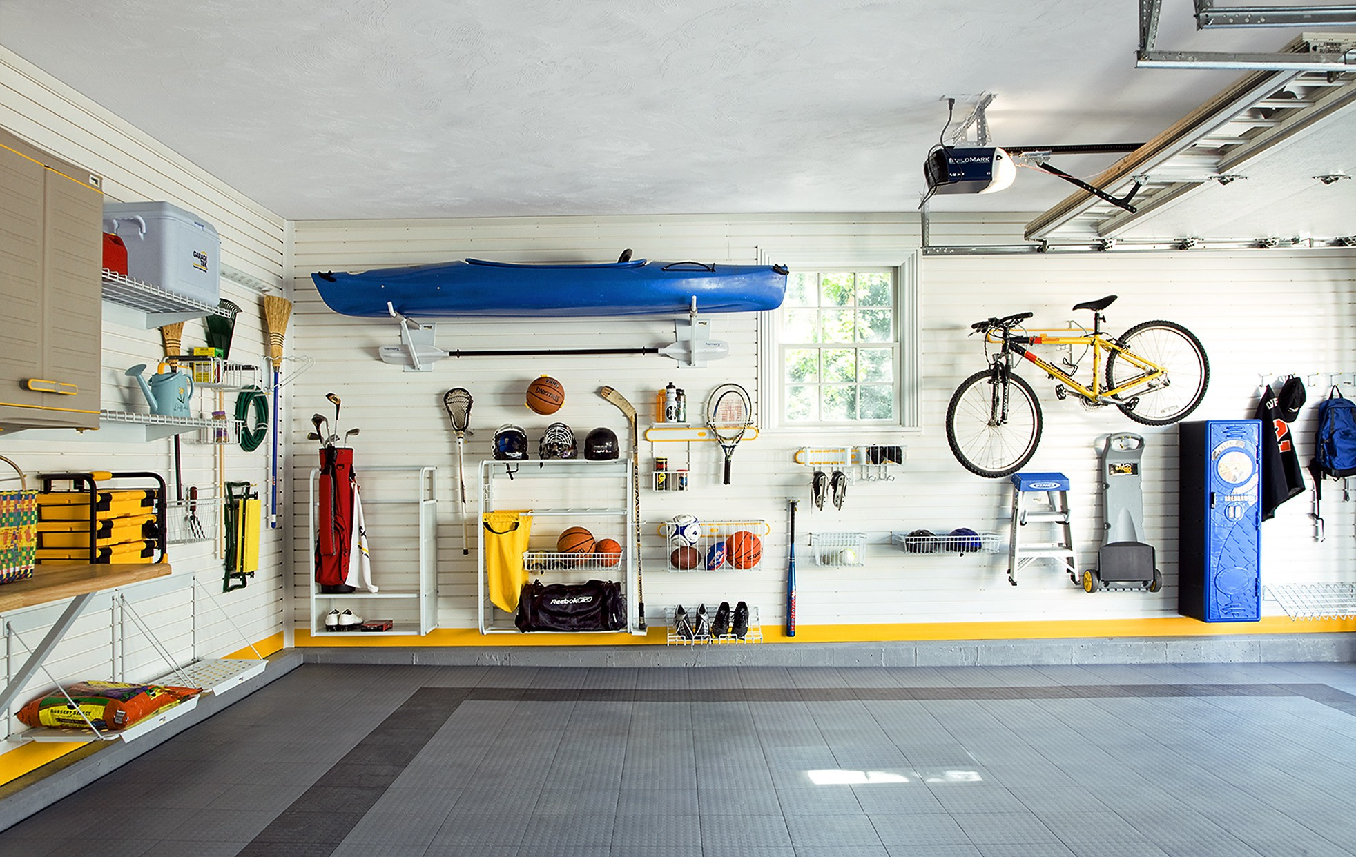 Organize Your Garage  Some Tips to Organize Your Garage to have sufficient place