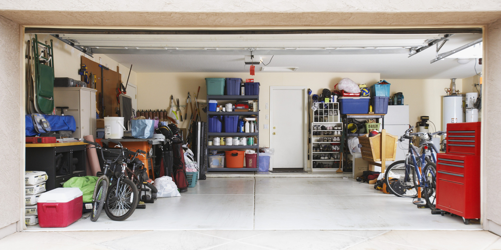 Organize Your Garage  How To Organize Your Garage In No Time At All So You Can