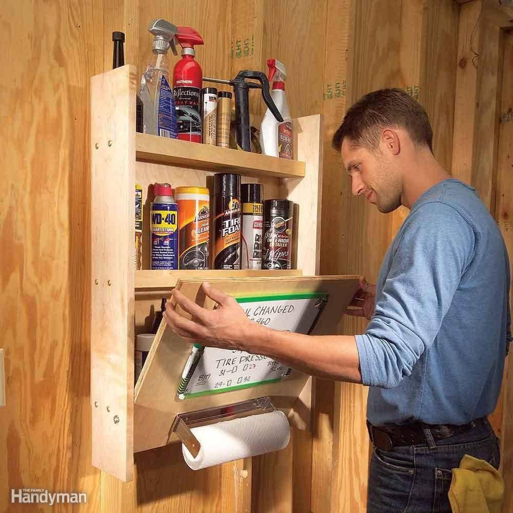Organize Your Garage  51 Brilliant Ways to Organize Your Garage GLM Builders