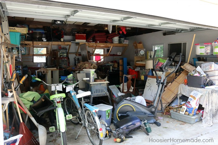 Organize Your Garage  How to Organize Your Garage in 5 Simple Steps Hoosier