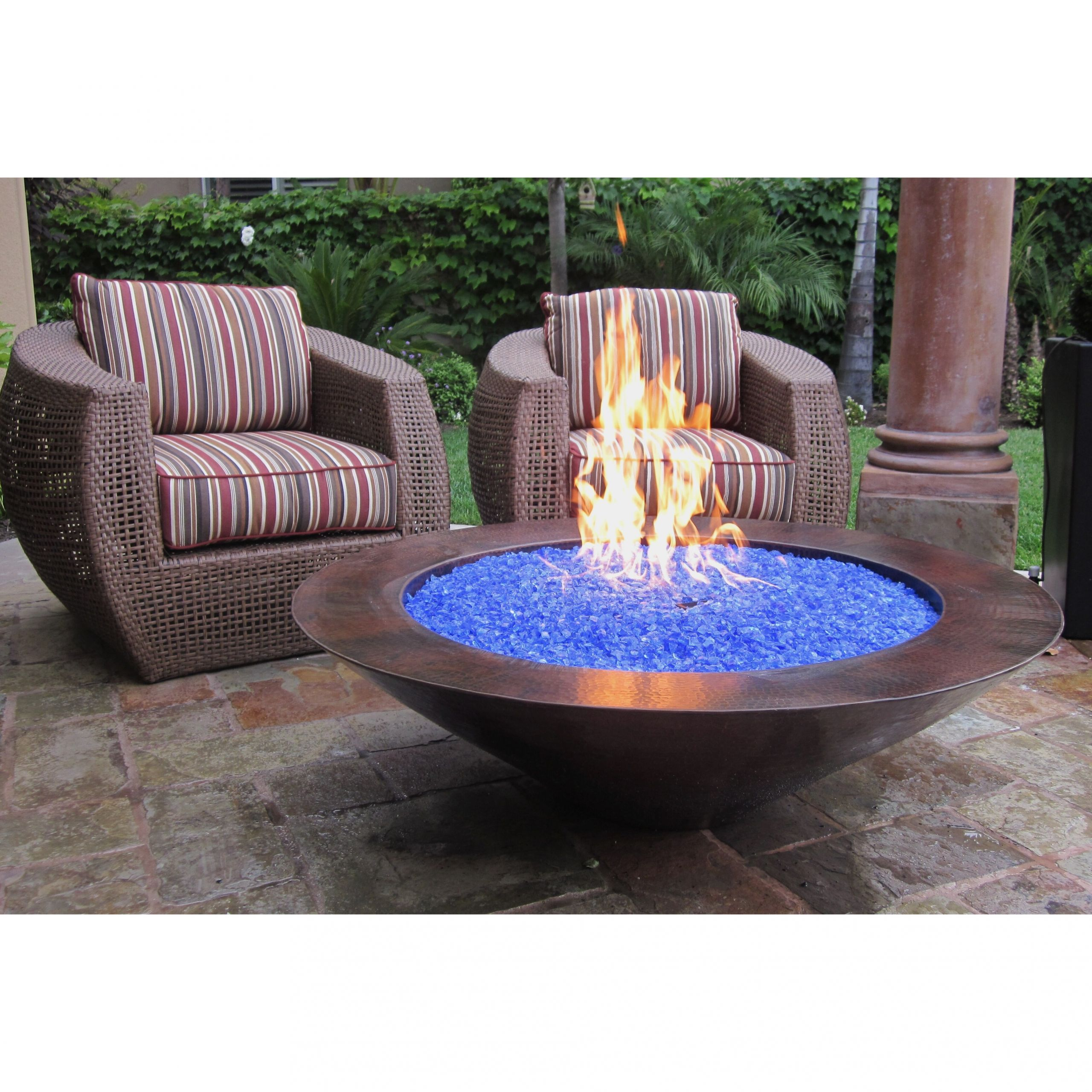 Outdoor Gas Fire Pits  Es Gas Fire Pit
