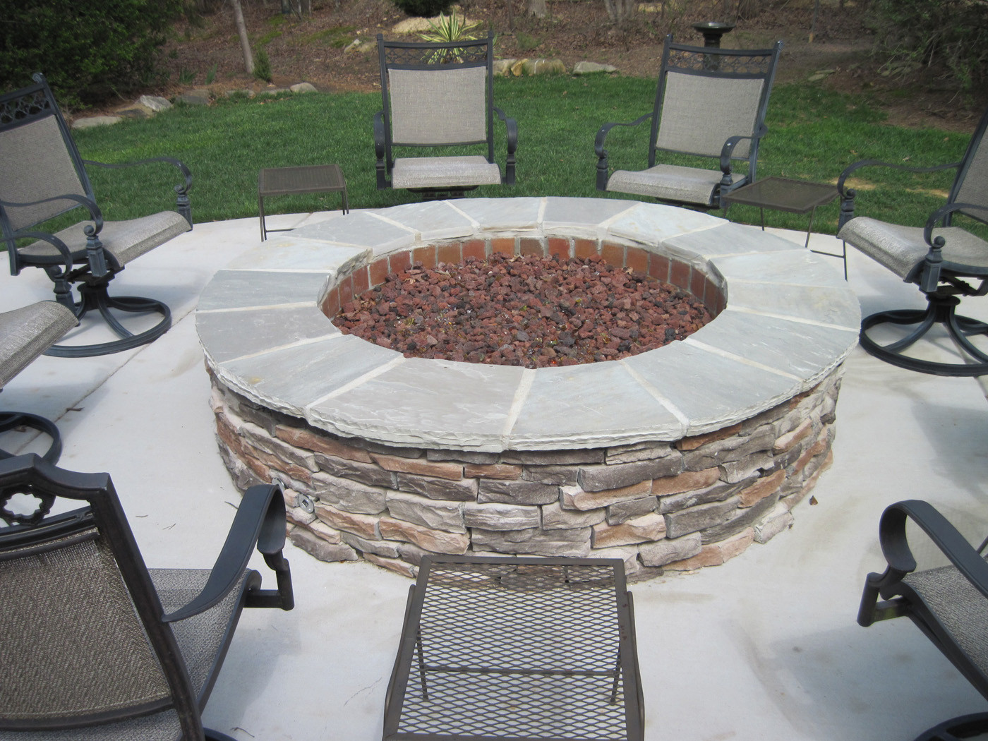 Outdoor Gas Fire Pits  Your Premier Salt Lake City Outdoor Fireplace & Firepit