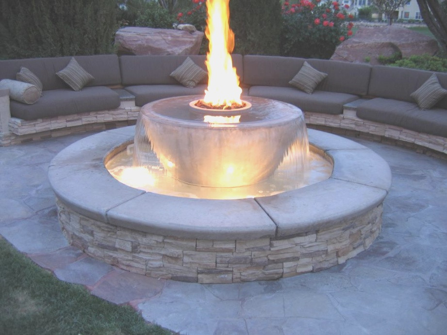Outdoor Gas Fire Pits  Five Small But Important Things To Observe In Outdoor