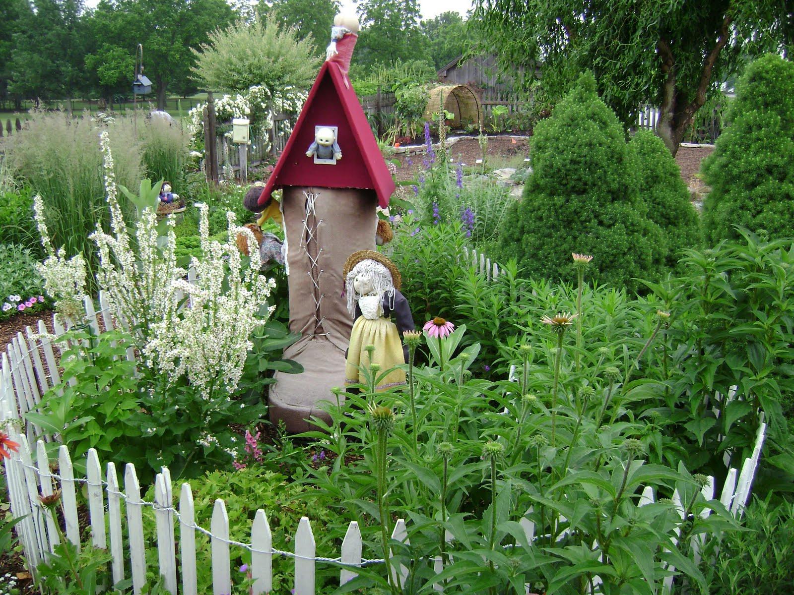 Outdoor Landscape Fun  Garden Ideas For Kids For The Endless Memories