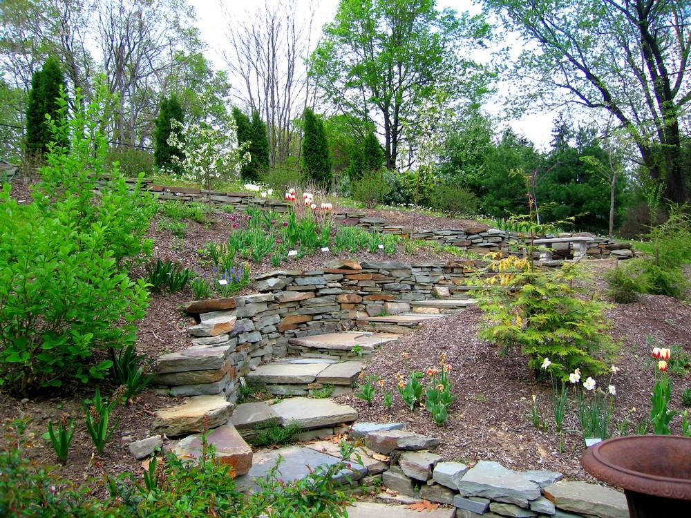 Outdoor Landscape Hill  From Hellish Hill to Serpentine Garden