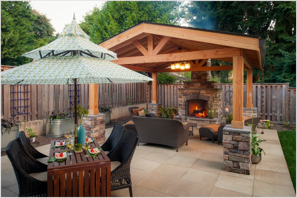Outdoor Living Space Ideas  35 Outdoor Living Space For Your Home – The WoW Style