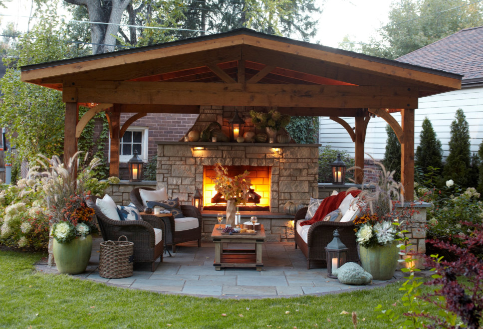 Outdoor Living Space Ideas  Millennials to Shape Housing Preferences – ce They Start