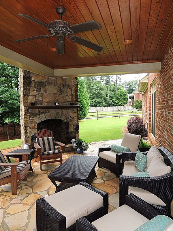 Outdoor Living Space Ideas  15 Cozy Outdoor Living Space