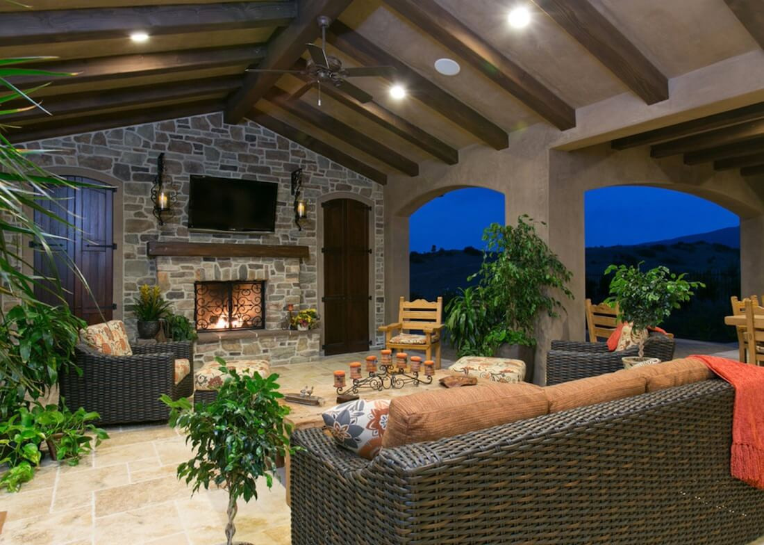 Outdoor Living Space Ideas  Decor Ideas for Outdoor Living Spaces – Tipping Point Tavern