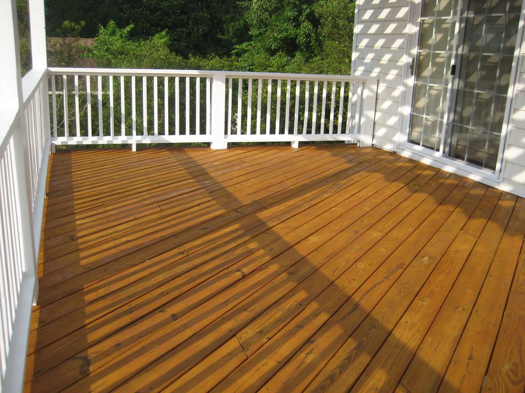 Paint Or Stain Deck  Best Exterior Deck Paint