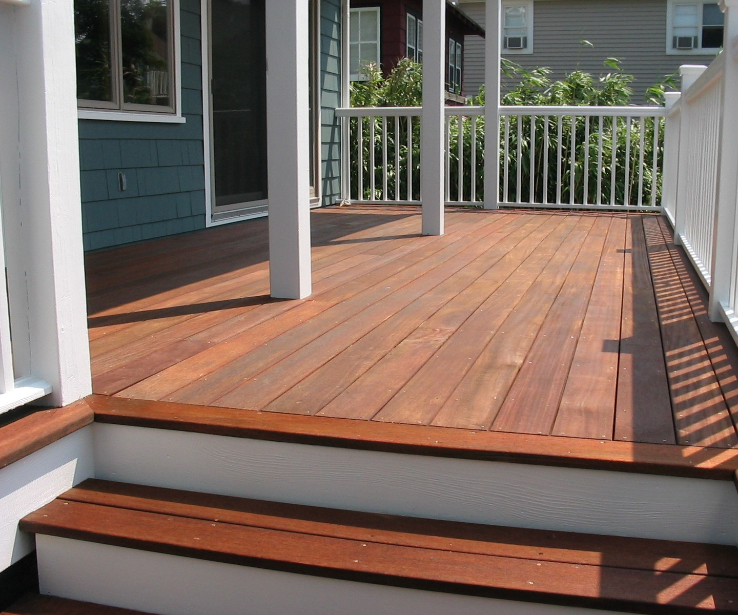 Paint Or Stain Deck  How ten Should You Stain Your Deck – Freeland Painting