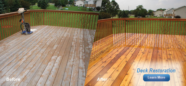 Paint Or Stain Deck  Best Deck Paint Stain