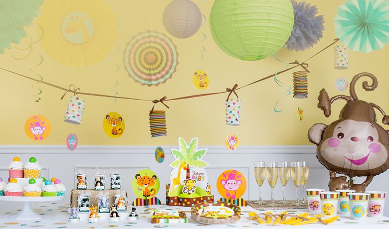 Party City Baby Shower Decorations  Baby Shower Decorations & Decoration Ideas– Baby Shower