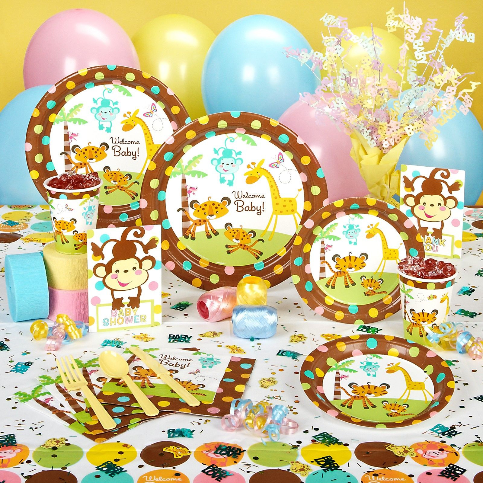 Party City Baby Shower Decorations  The 25 Best Ideas for Party City Safari theme Baby Shower