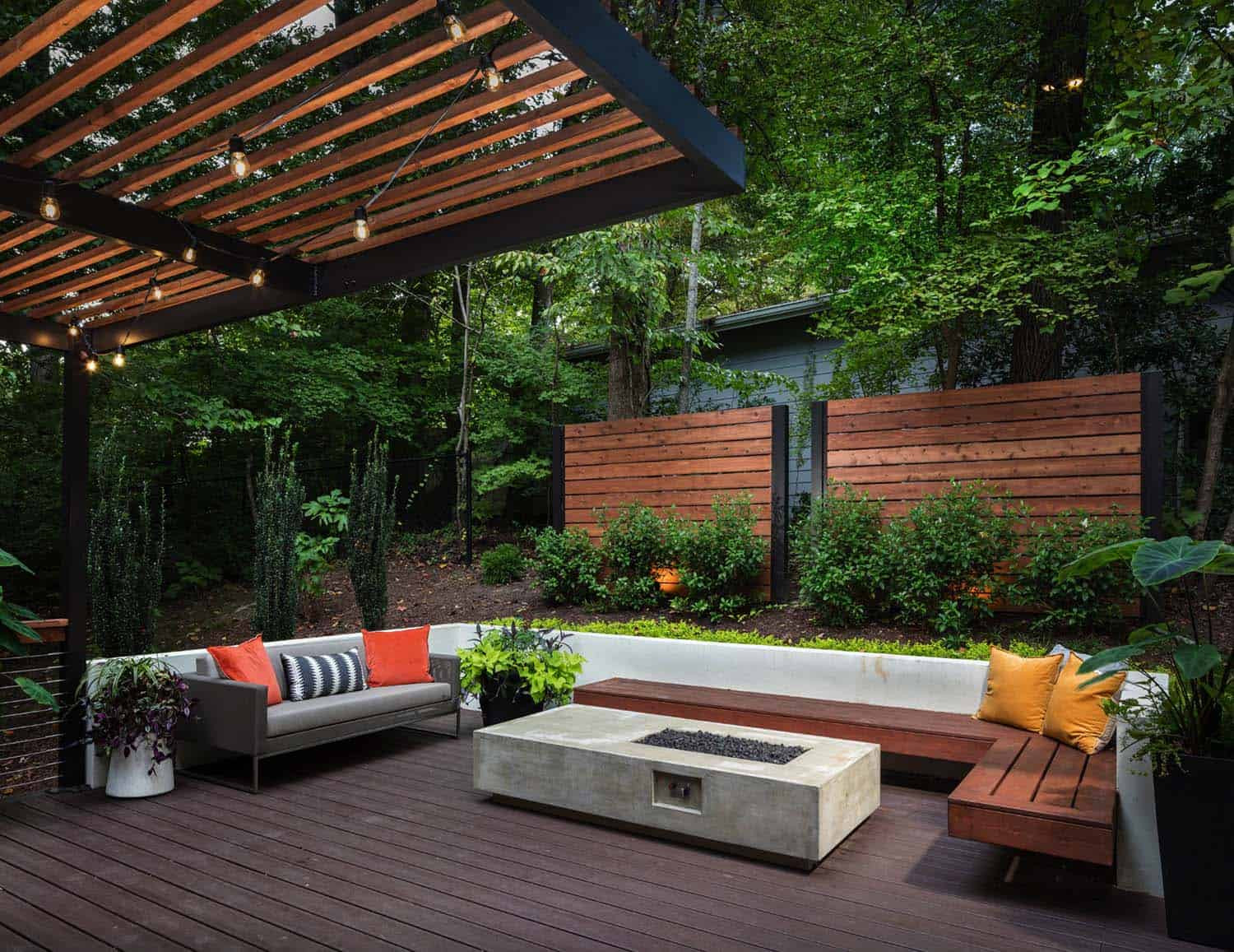 Patio With Fire Pit Ideas  28 Inspiring Fire Pit Ideas To Create A Fabulous Backyard