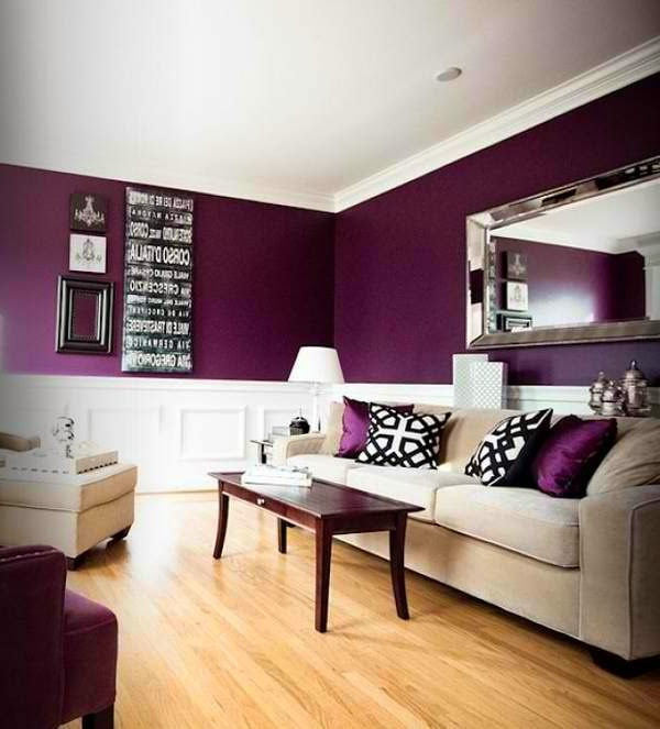Popular Living Room Wall Colors  20 fortable living room color schemes and paint color ideas