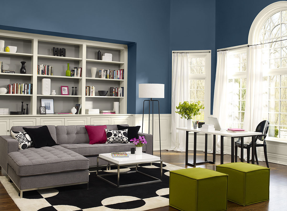 Popular Living Room Wall Colors  Best Paint Color for Living Room Ideas to Decorate Living Room