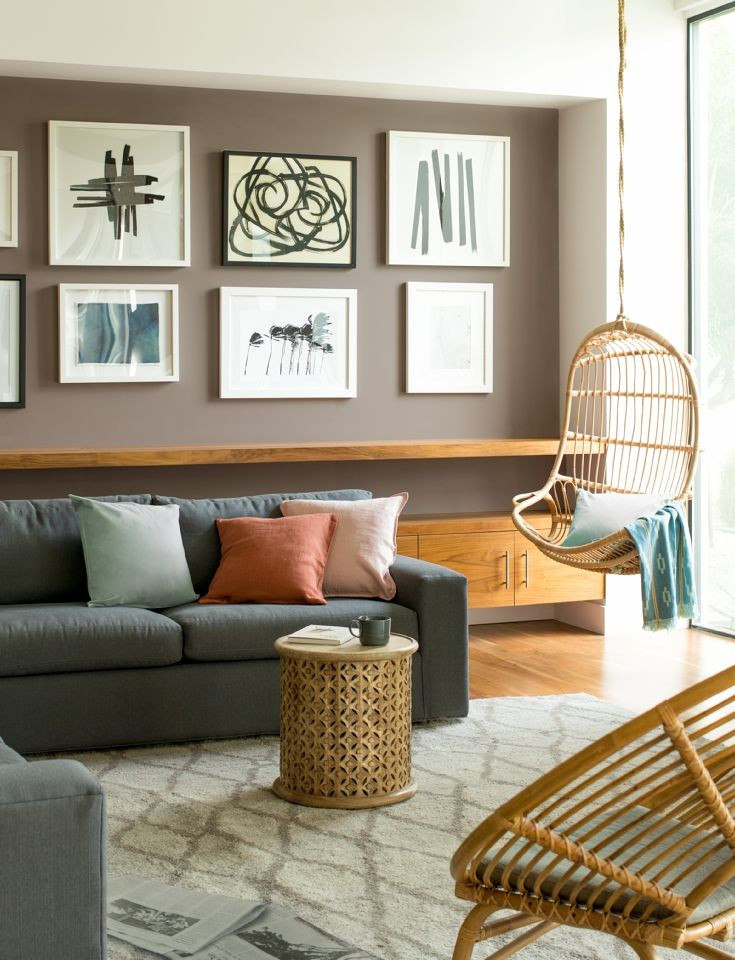Popular Living Room Wall Colors  Living Room Color Ideas & Inspiration in 2019