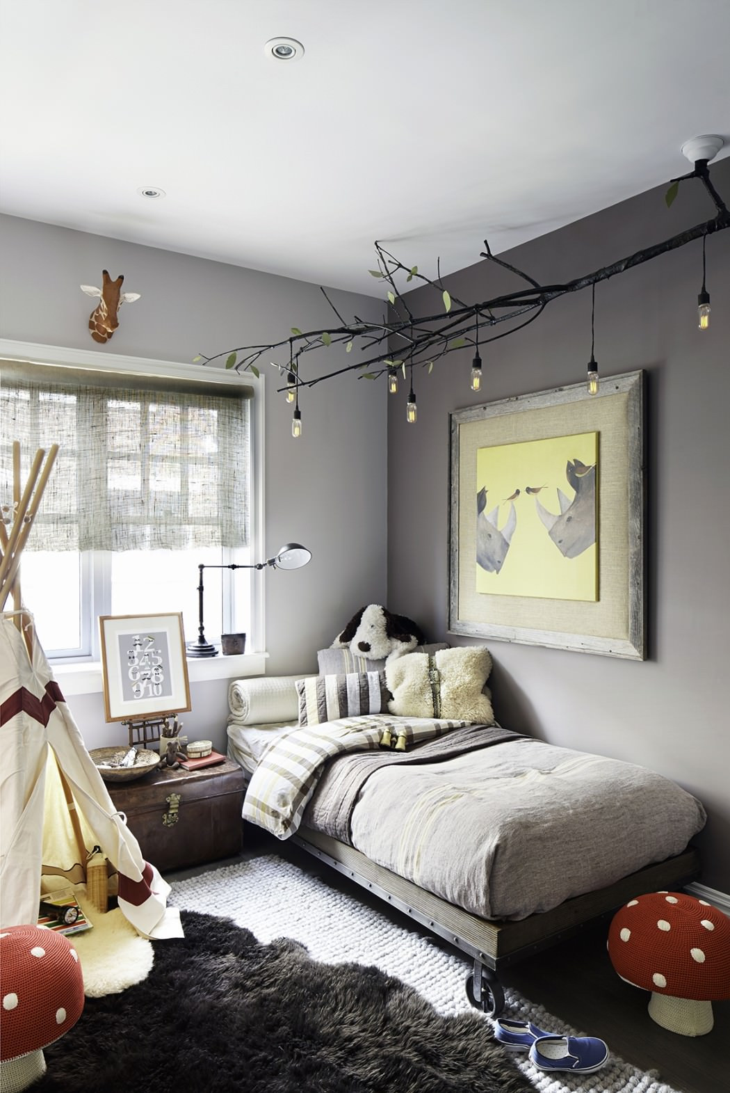 Red Kids Room  15 Youthful Bedroom Color Schemes What Works and Why