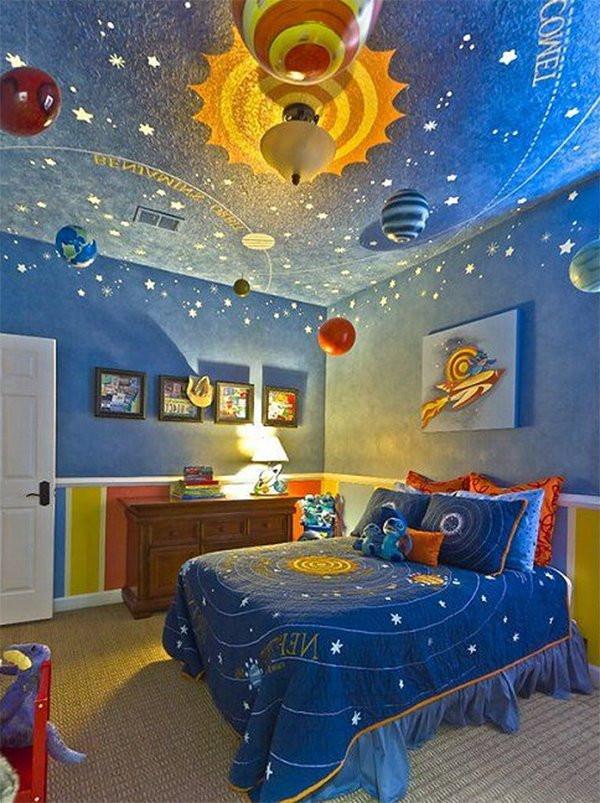 Red Kids Room  Top 5 Themed Kid s Room Designs