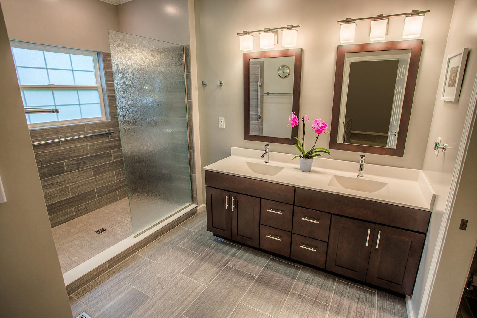 Remodeling Master Bathroom Ideas Luxury West Lafayette Contemporary Master Bathroom Remodel