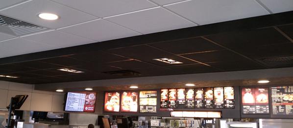 Restaurant Kitchen Ceiling Tiles  Restaurant Kitchens & Food Industries