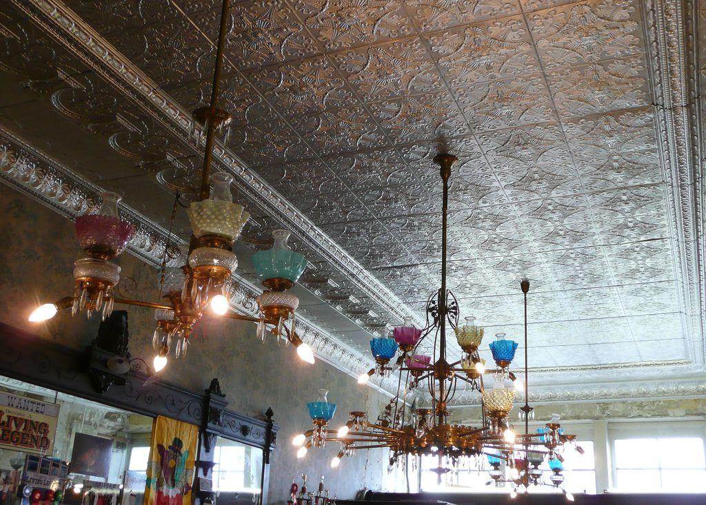 Restaurant Kitchen Ceiling Tiles  rustic ceiling ideas