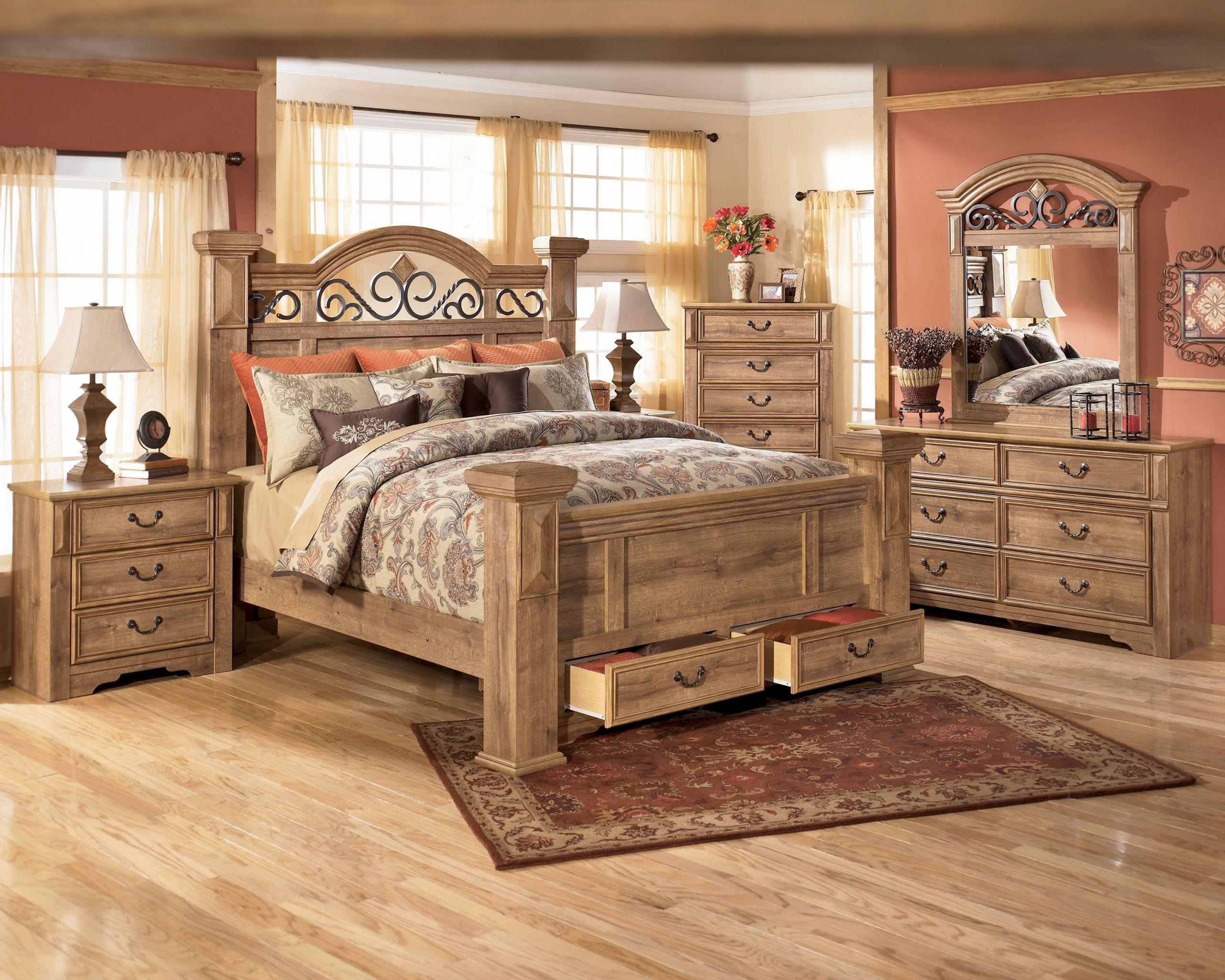 Rustic Bedroom Set King  Inspirational Rustic Bedroom Sets King rustic bedroom