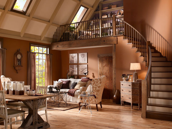 Rustic Colors for Living Room Lovely Rustic Living Room Design Ideas