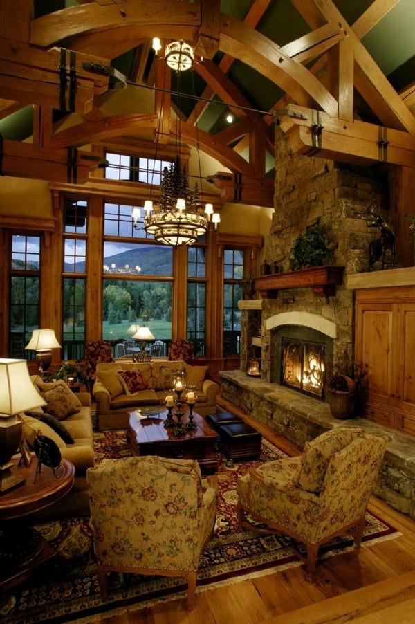 Rustic Living Room Photos  55 Awe inspiring rustic living room design ideas