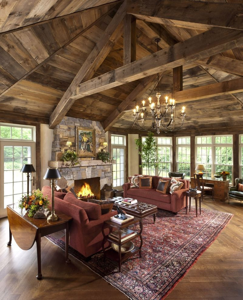 Rustic Living Room Photos  50 Rustic Living Room Ideas To Fashion Your Revamp Around