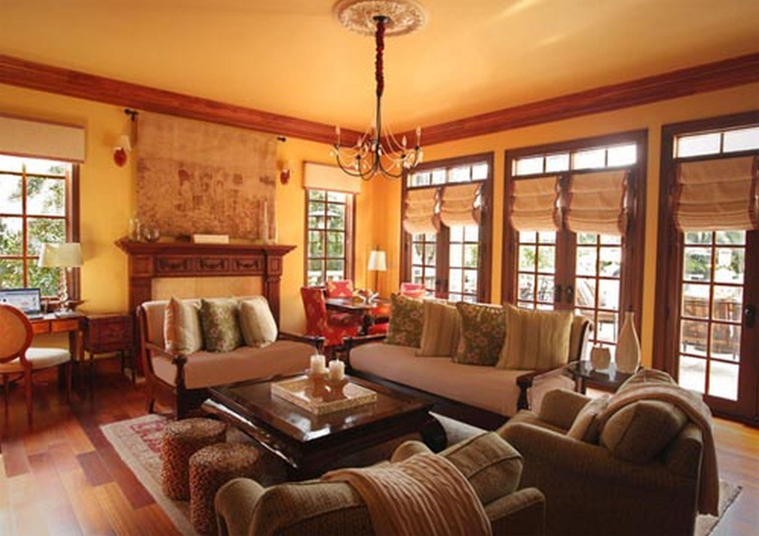 Rustic Living Room Photos  Rustic Living Room Ideas – HomesFeed