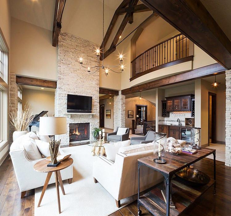 Rustic Living Room Photos  30 Rustic Living Room Ideas For A Cozy Organic Home