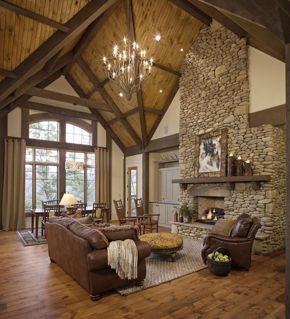 Rustic Living Room Photos  20 Cozy Rustic Living Room Design Ideas Style Motivation
