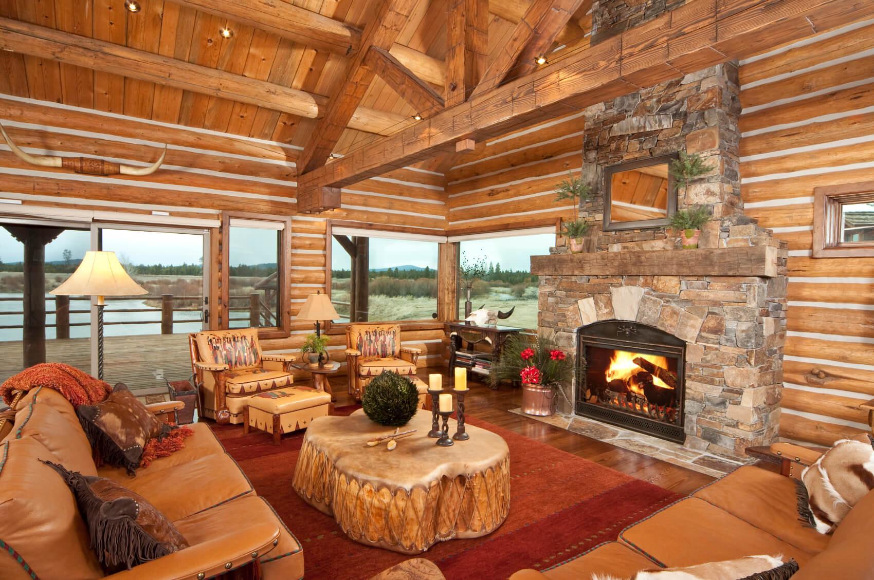 Rustic Living Room Photos  25 Sublime Rustic Living Room Design Ideas