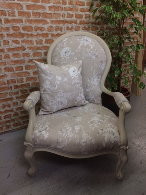 Shabby Chic Bedroom Chair  Chic Unique Whitstable