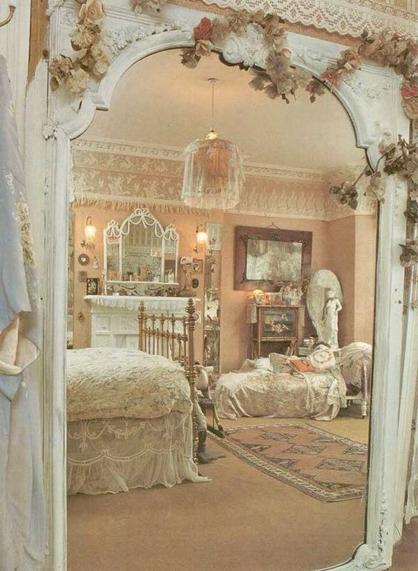 Shabby Chic Bedrooms Unique 33 Cute and Simple Shabby Chic Bedroom Decorating Ideas