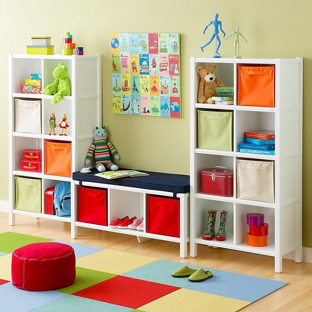 Shelving Ideas for Kids Room Fresh 18 Clever Kids Room Storage Ideas