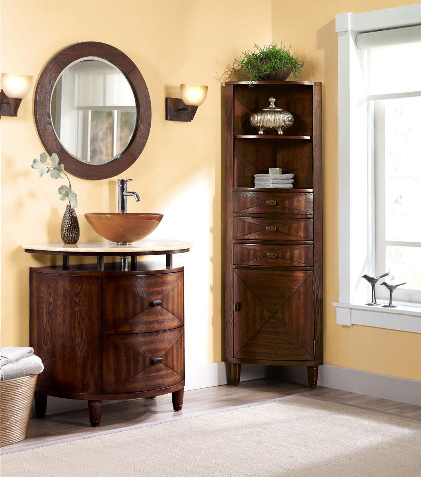 Small Corner Cabinet for Bathroom Unique Space Efficient Corner Bathroom Cabinet for Your Small