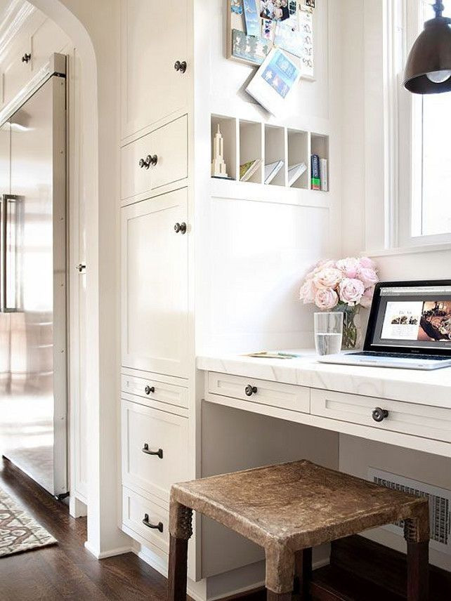 Small Kitchen Desk  58 best Kitchen Desks images on Pinterest