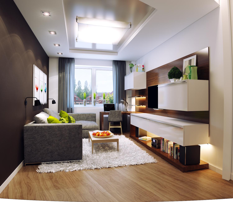 Small Modern Living Room  50 Best Small Living Room Design Ideas for 2020