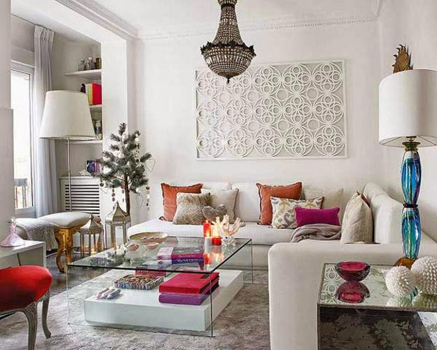 Small Modern Living Room  15 Space Saving Ideas for Modern Living Rooms 10 Tricks